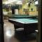 very strange pool hall