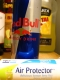 Red Bull and Albertson's Equaline Brand Air Protector
