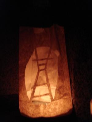 A Sutro Tower Luminary