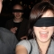 I just put on the blindfold and I'm scared!