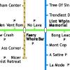 BART Anagram Map