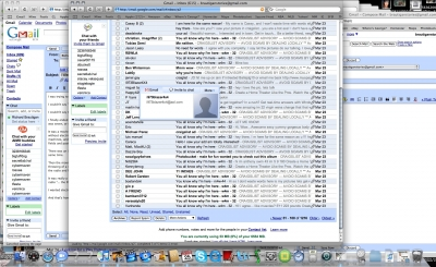 Sending 1000 emails