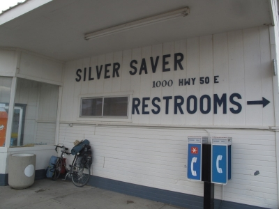 The Silver Saver was a great break