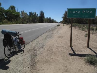 Lone Pine Elev. 3700
