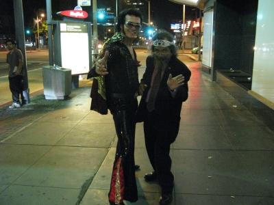 Elvis & Mr. Miyagi