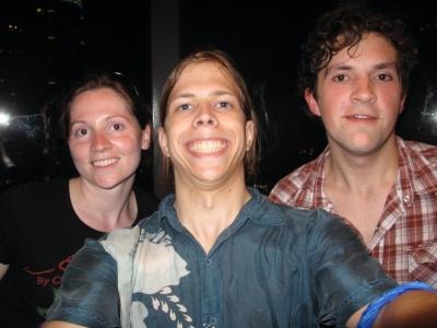 Samantha, AJ & Drew