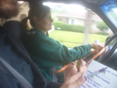 Kel driving
