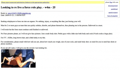 Personal Ads 1