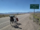 The top of Jack Wright Pass Elev. 5483