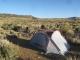 Camp all alone