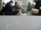 BART picnicking.