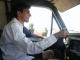 Dario drives.