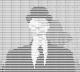 My ASCII portrait of Loki