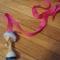 """Pretty ribbon for a """"pretty"""" decoration"""