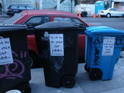 sam, ian, sean's trash