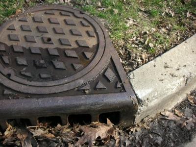 sewer.