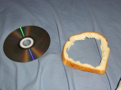 CD and crust