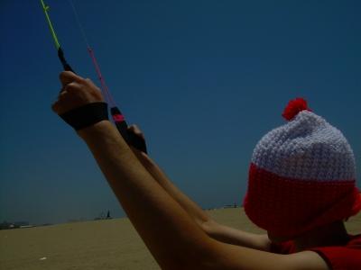 Super Deluxe Gourmet Stunt Kite Extreme