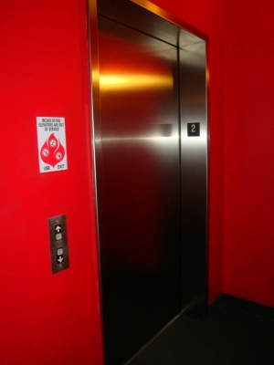 The Elevator In Question