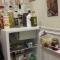 Full view of fridge