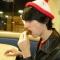 Waldo at IHOP