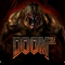 Doom 3 poster on drymount