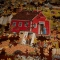 The red schoolhouse.