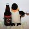 But penguins don't drink beer!