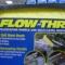 Flow- Thru Brush