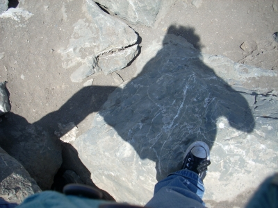 Just Me & My Shadow