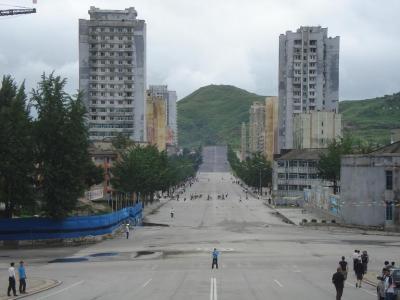 downtown kaesong
