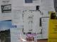 bulletin board, close up