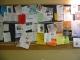 bulletin board, long view