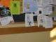 bulletin board, close up #2