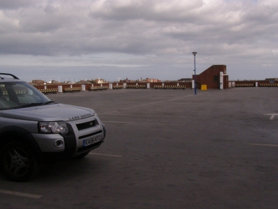 4 - Market Gates Car Park (Level 5)