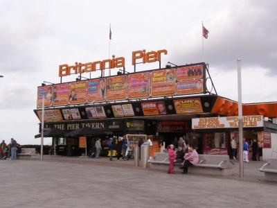10 - Britannia Pier was fail