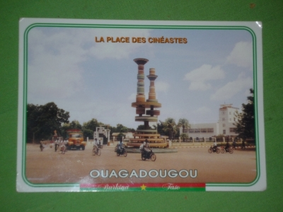 Burkinabé Postcard Front.JPG