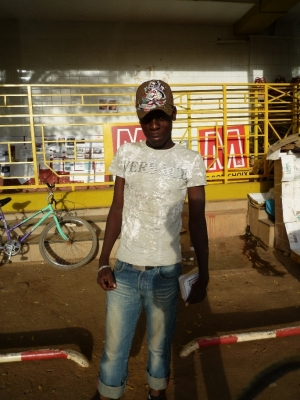 Burkinabé Writer.JPG