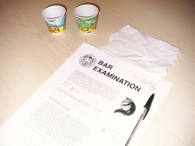 The Bar Exam...!