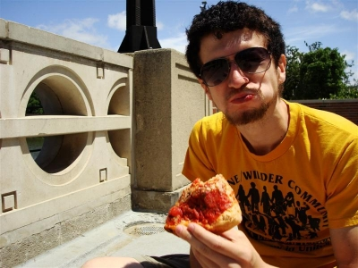 Concrete Pizza Picnic