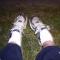 Sandshoes!