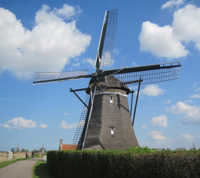 Got to have windmills