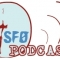 The first Podcast logo