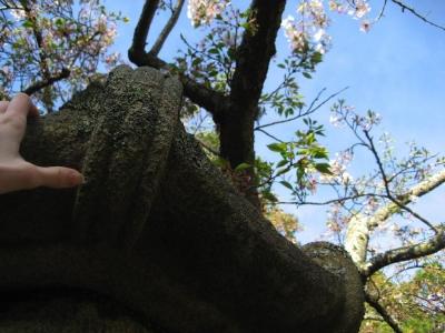 celina - stone sculpture