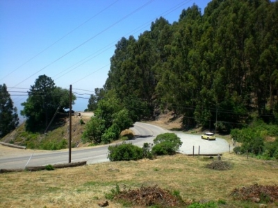 My road: Grizzly Peak