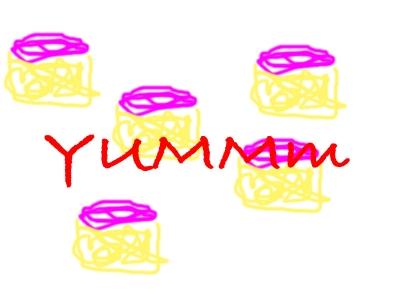 Yummm... cupcakes!