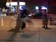 drunken State Street hula hooping